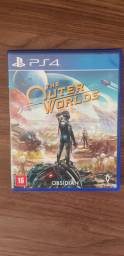 The Outer Words PS4