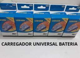 Carregador Bateria Universal (Entrega Domiciliar Grátis)