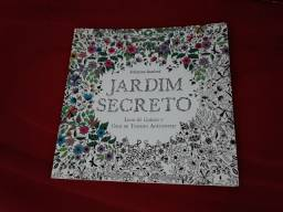 Jardim Secreto para colorir