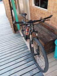 Troco bike Caloi Explorer 30  aro 29 por play 4