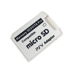 Sd2vita Pro Adaptador Cartão Micro Sd 5.0 Ps Vita Psvita
