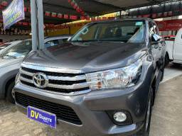 Hilux Cd SRV 2.8 Aut 4x4 Diesel Completa Top Ano 2017, Unico Dono Extra, IPVA 2020 Pago