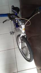 Vendo bicicleta aro 20! Revisada só andar! Não faço trocas entrego!