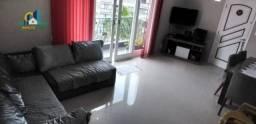 Apartamento com 3 dormitórios à venda, 110 m² por R$ 320.000 - Vila Caiçara - Praia Grande