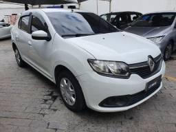 Renault Logan Expression 1.0, Completo, GNV, Revisado, Unico dono