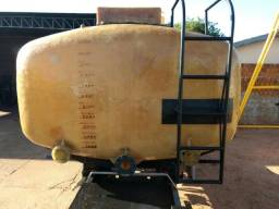 Tanque de fibra de vidro 12.000 litros