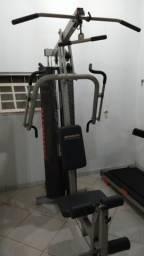 Estação de exercícios