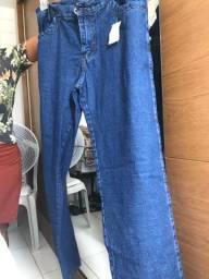 Vendo calças sociais e jeans masculino de marca novas preço de fábrica aceito troca