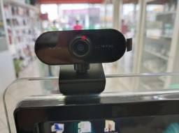 Camera Webcam USB com microfone (modelo 1) - Plenus Informática