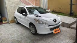 Peugeot 207 2013 mais novo da Bahia