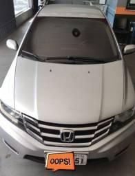 Honda City LX 16v Flex Automático