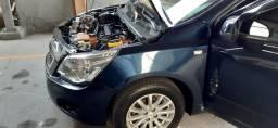 Chevrolet Cobalt 11/12 completo com GNV