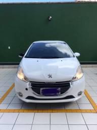 Peugeot 208 1.5 flex 2014 active pack