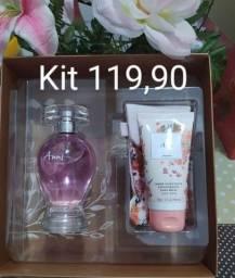 Kit Anni R$119,90 Boticário