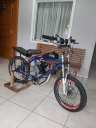 BIKE MOTORIZADA ARO 20