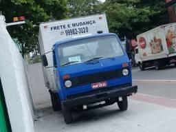 Vendo caminhão 6.90wv motor mwm