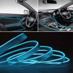 Ja pensou em deixar seu carro com um estilo? 5 metros de fio led Neon. único