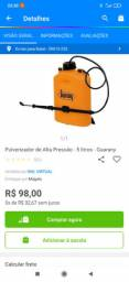 Pulverizador de veneno 5 lts Guarany