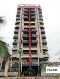Alugo apartamento para temporada em monguaguá - SP