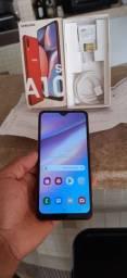Samsung A10S 32GB sem novo