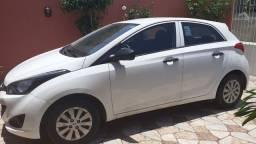 Hyundai HB20 1.0 2015 branco