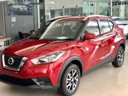 Nissan Kicks S 1.6 Xtronic Cvt automático 2020/2021 0km