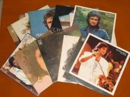 LPs - Roberto Carlos (Liquida: 16 LPs)