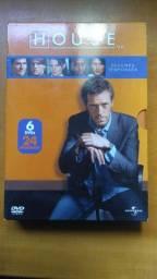 DVD House segunda temporada completa