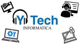 Manutenção, Formatação, Assistência, Suporte online