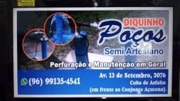 DIQUINHO POÇOS SEMI-ARTESIANOS