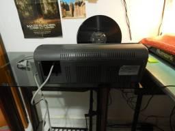 Máquina de escrever eletrônica Brother AX-325 + brinde