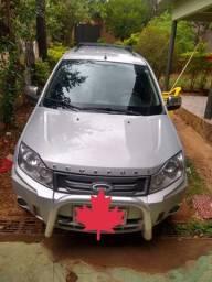 Ecosport 2008/2008 1.6 8v (troco em carro pra Uber tbm)