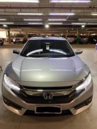 Honda Civic Touring 1.5 Turbo 2016/2017 50mil km