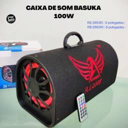 Caixa de som BASUKA