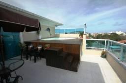 Cobertura com 3 suites,terraço com piscina e 2 vagas
