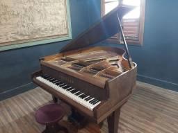 Piano De 1/4 De Cauda M.schwartzmann 50s Som Maravilhoso!