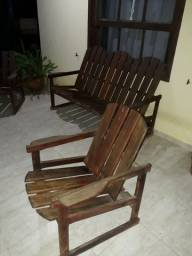 Conjunto de cadeiras para Jardim