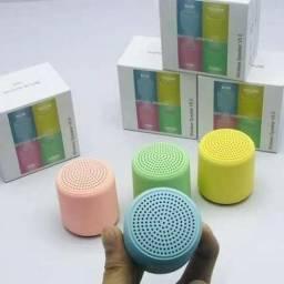 Mini Caixa de Som Inpods LittleFUN Eleven Bluetooth<br>Novas