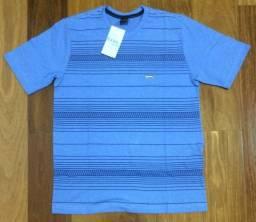 Camiseta Masculina Trending Fit Azul