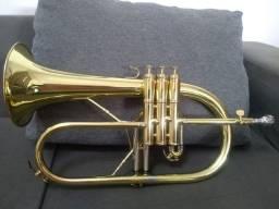 Trompete Flugelhorn Weingrill & Nirshll, Weril