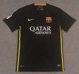 Camisa FC Barcelona Preta 2013