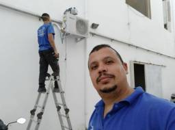 Serviço especializado em ar condicionado