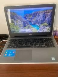 Notebook Gamer I5  7' Geração; 8 GB de RAM; Amd Radeon R7 M445 2GB; Ssd de 240 GB