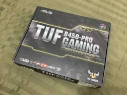 Placa Asus Tuf B450-pro Gaming