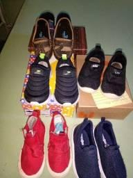 Sapato infantil 21