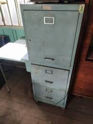 Arquivo com cofre