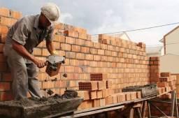 Pedreiro obra contrução serviços de qualidade
