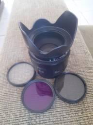 Lente EF 50mm f/1.8 Canon