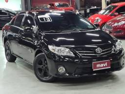 Título do anúncio: Toyota Corolla 2013 GLI 1.8 FLEX 16V Automático