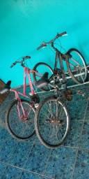01 bike preta aro 24